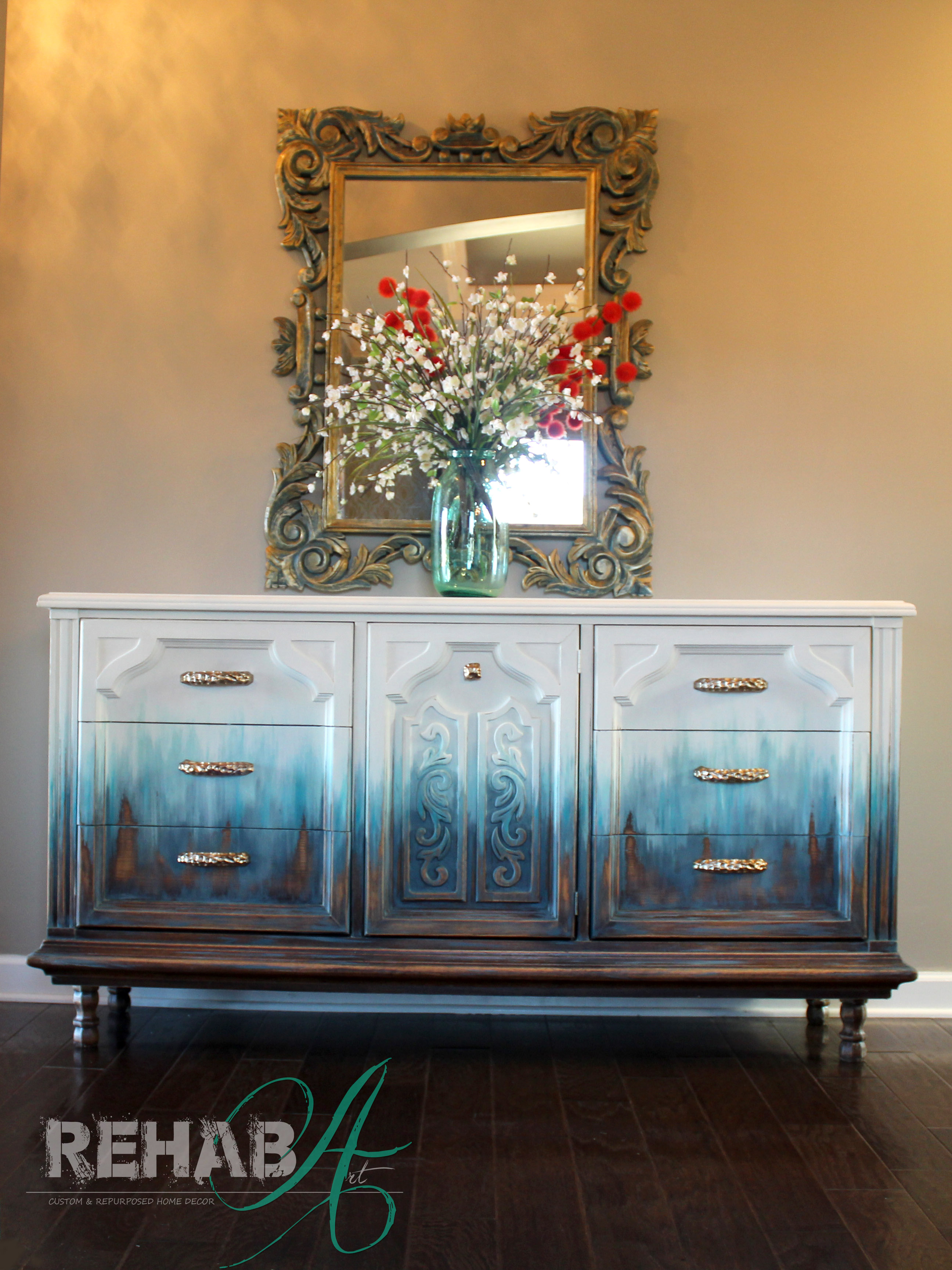 Quot Ombr 233 Balayage Quot Dresser General Finishes 2017 Design