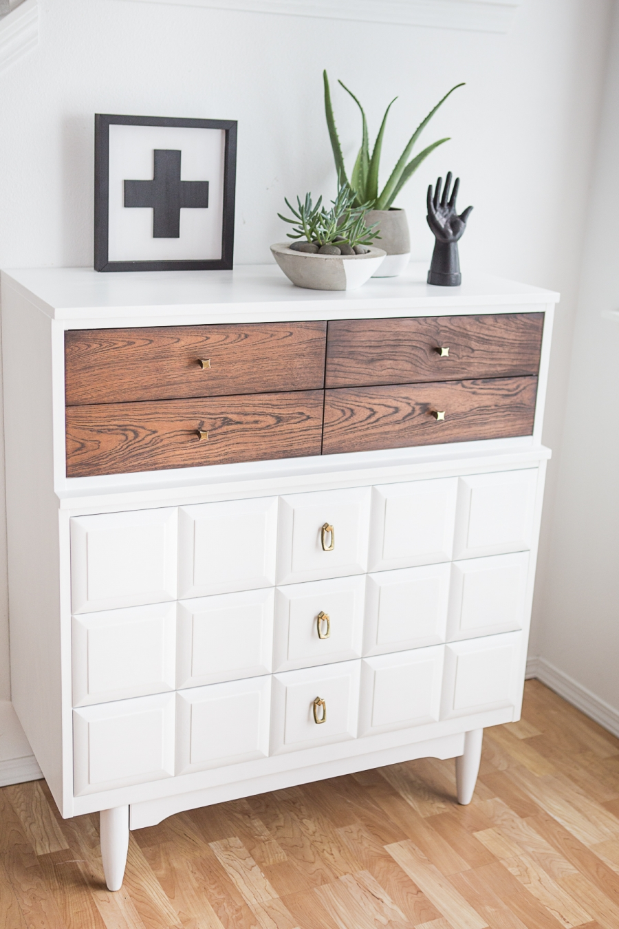La Period Furniture Co. Tallboy Dresser | General Finishes 2017 ...