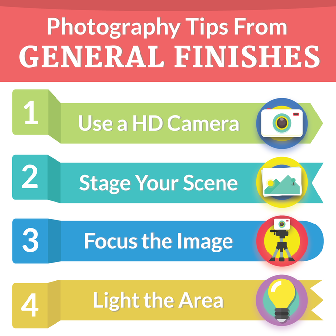 How to stage your entry for the General Finishes Design Challenge