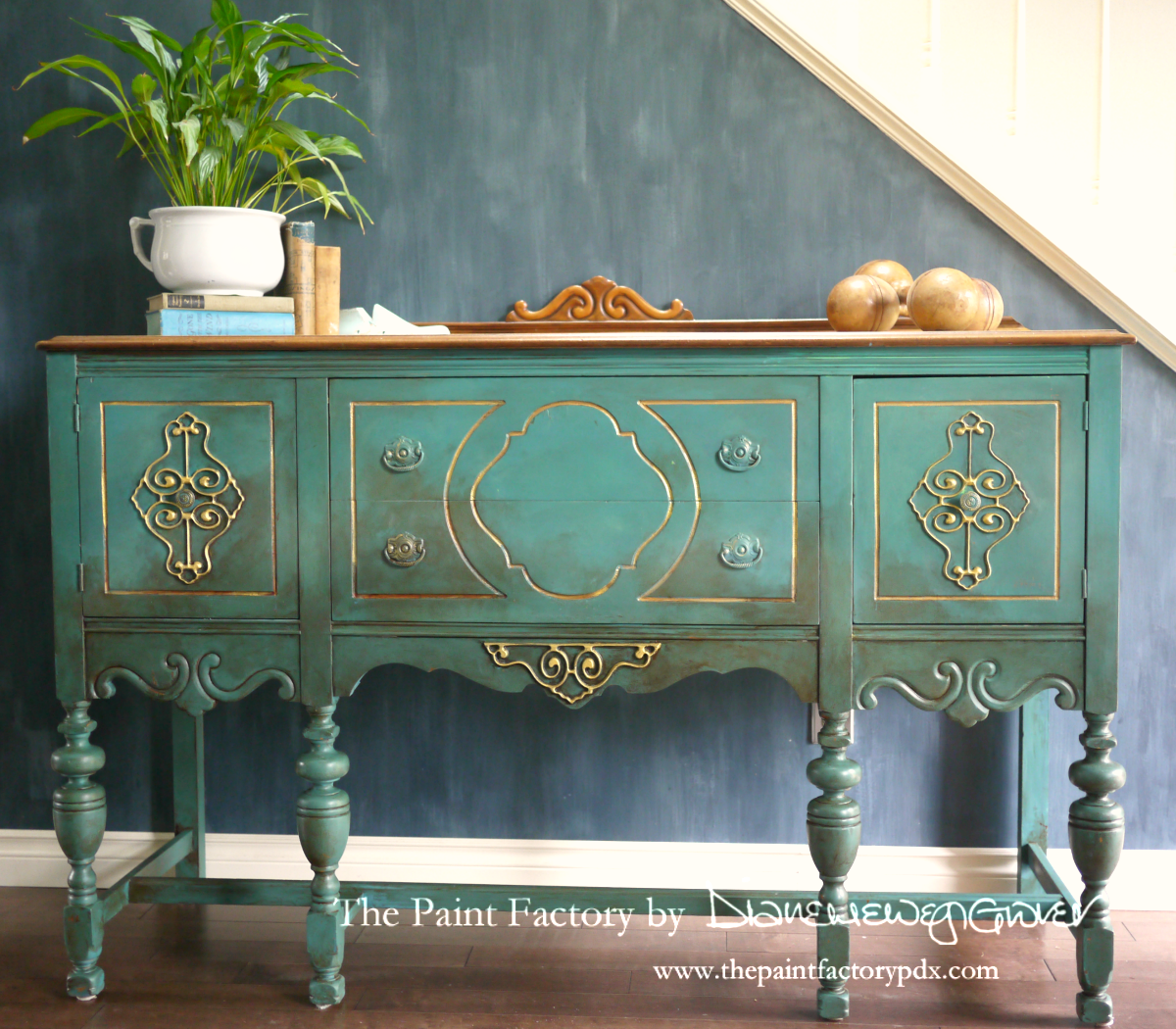 Upcycled Furniture Chalk Paint