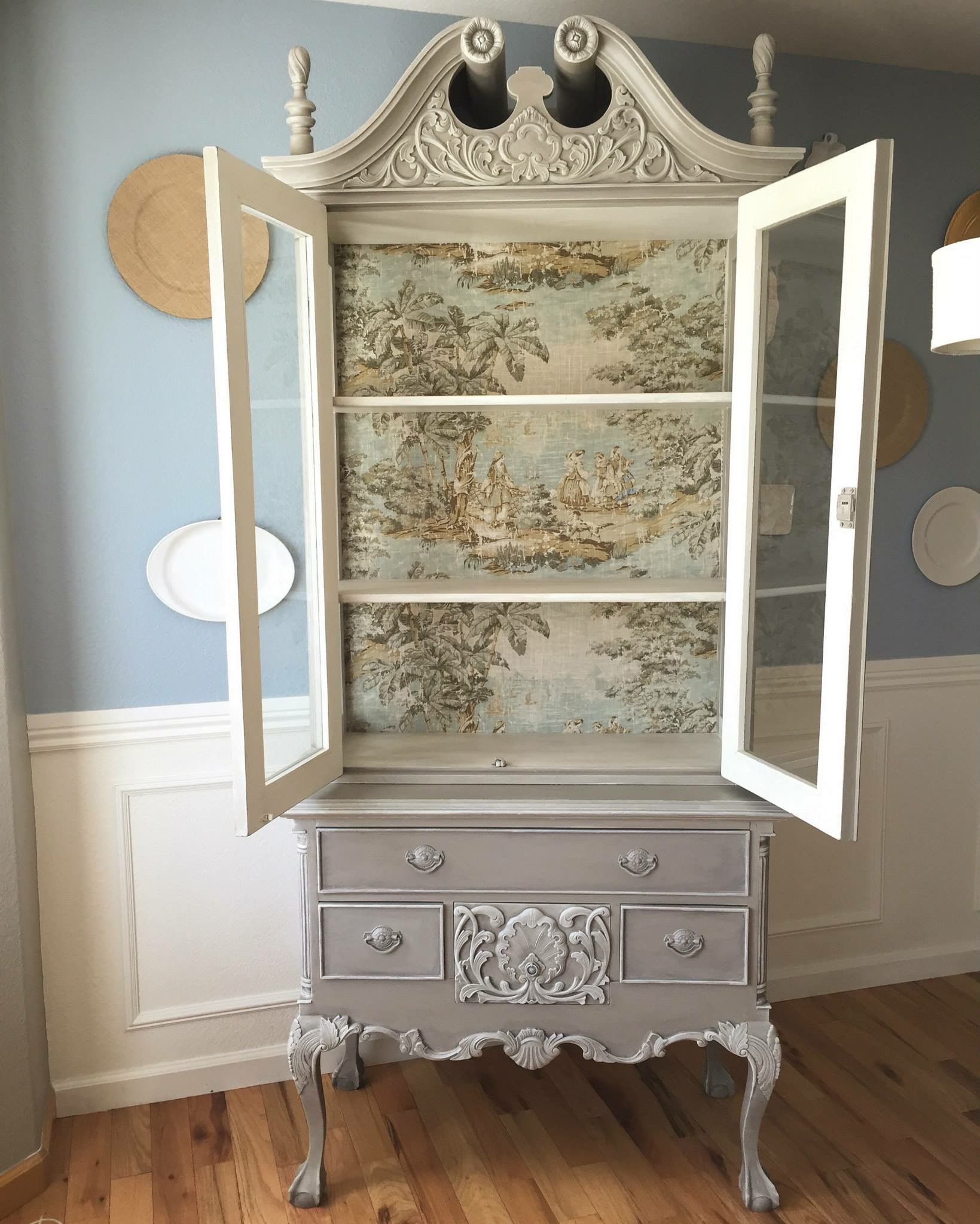 Hand Painted Furniture French