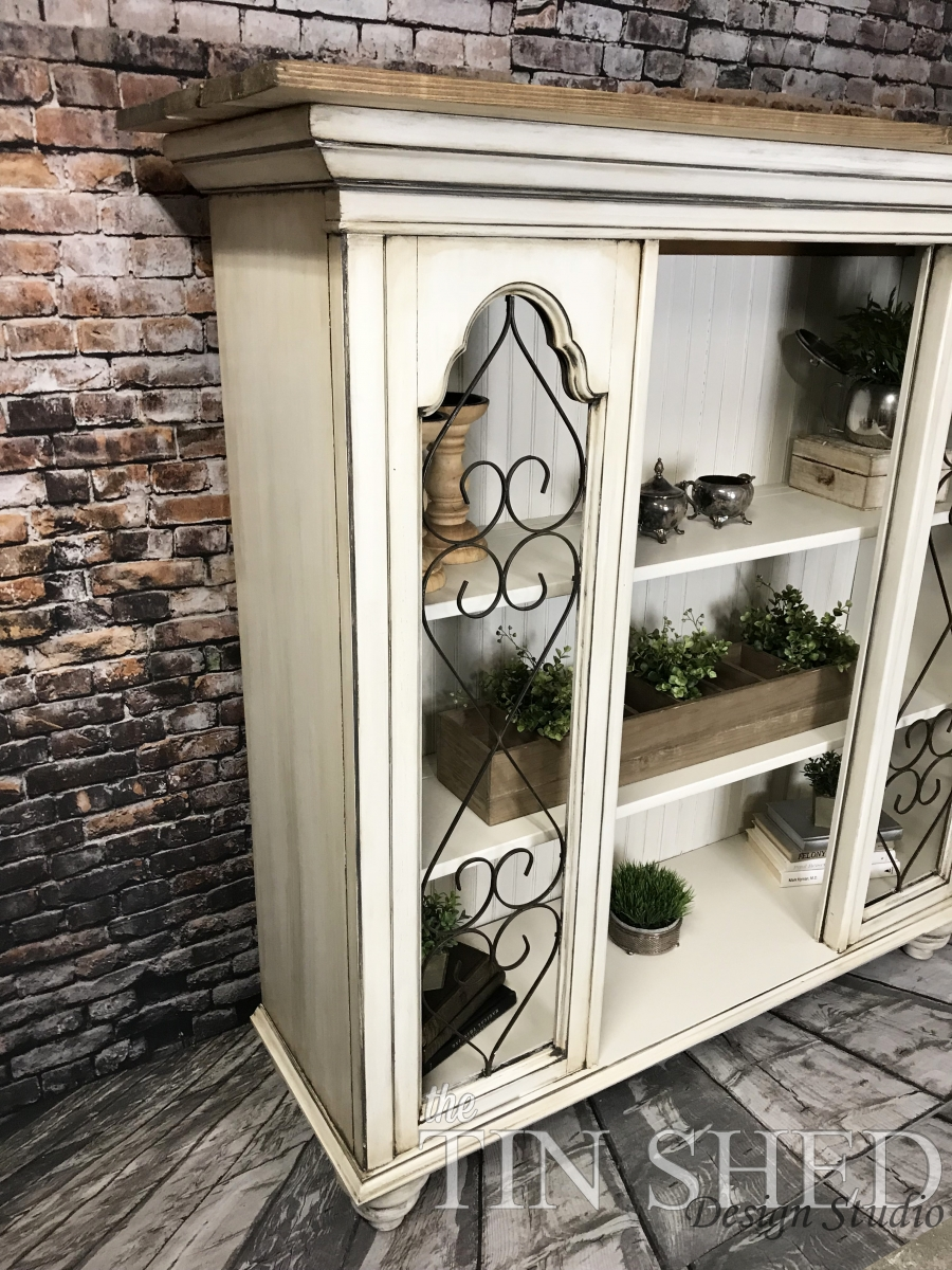 Repurposed Hutch Top General Finishes 2018 Design Challenge