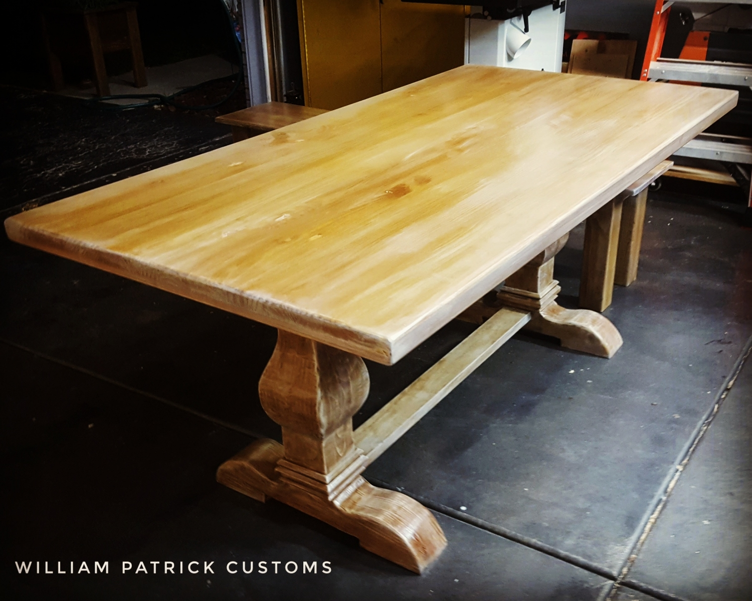 Tulip Table Custom Order General Finishes Design Challenge - Custom tulip table